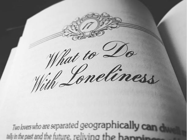 loneliness chapter